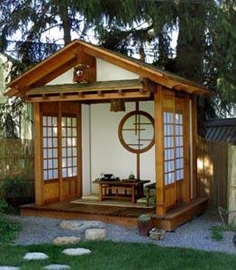 Japanese Tea House Kit